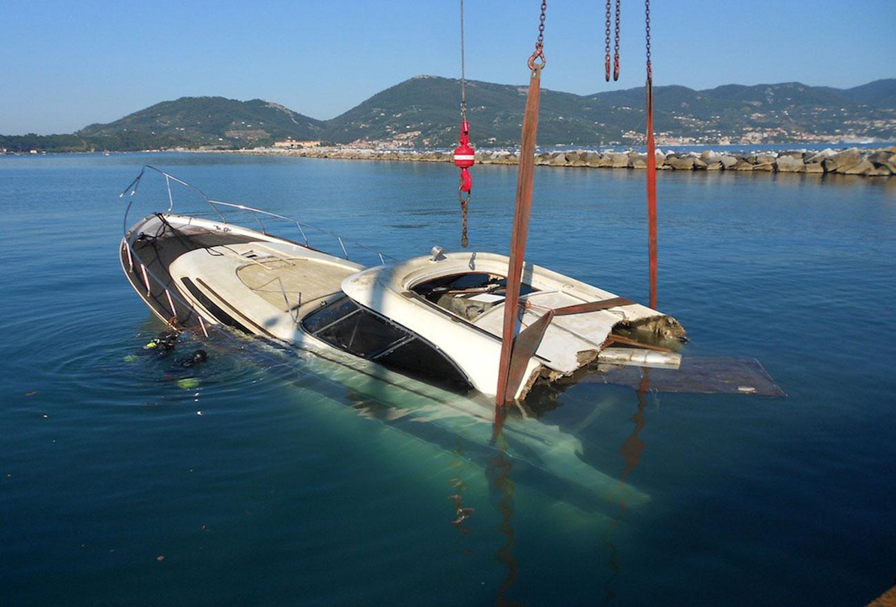 Soccorso Barche in Avaria